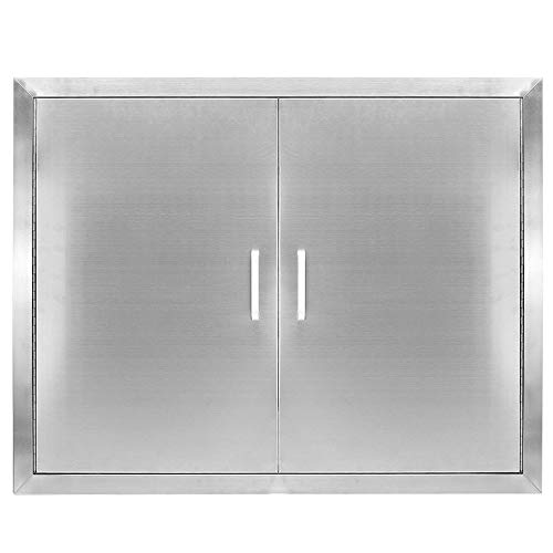 Seeutek Outdoor Kitchen Doors Bbq Access Door 31w X 24h Inch