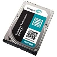 Seagate ST1200MM0118 2.5 1200GB SAS 12Gb/s 10K RPM eMLC 32GB 4KN Hard Drive