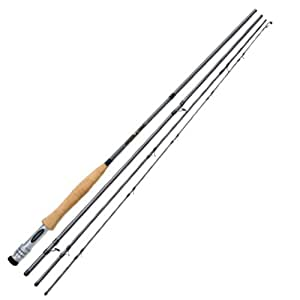 St croix high stick drifter fly rod hsd964 4 for Amazon fishing rods