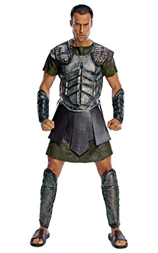 Deluxe Perseus Costume (Clash Of The Titans Deluxe Perseus Costume, Multi Color, Standard)