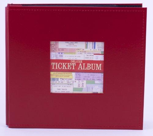 deluxe ticket album - 2