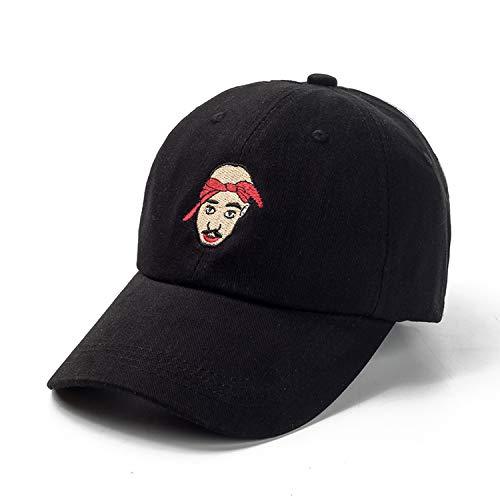 New USA Hip Hop Cap Dad Hat Men Snapback Cap Cotton Baseball Cap Women Golf Cap