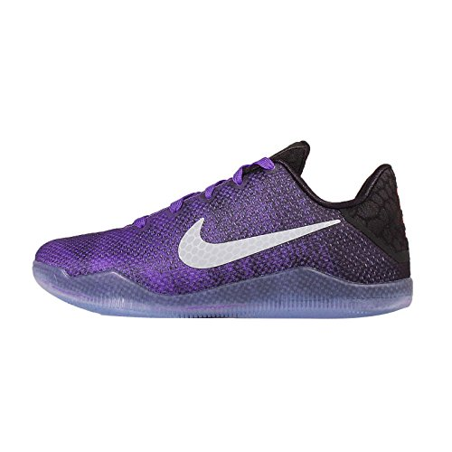 NIKE Boys Kobe XI (GS) Basketball Shoes Purple outlet discount best prices for sale buy cheap deals PtTNNYXqDp