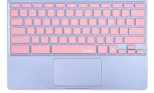 Chromebook-Accessories-Skin-CaseBuy-Samsung-Chromebook-Keyboard-Cover-Skin-for-Samsung-ARM-116-Chromebook-2-XE500C12-Chromebook-3-XE500C13-116-inch-Chromebook-Pink
