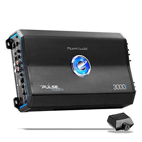 Planet Audio PL3000.1D Class D Car Amplifier