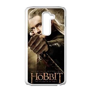 LG G2 Cell Phone Case White The Hobbit Kdgdp