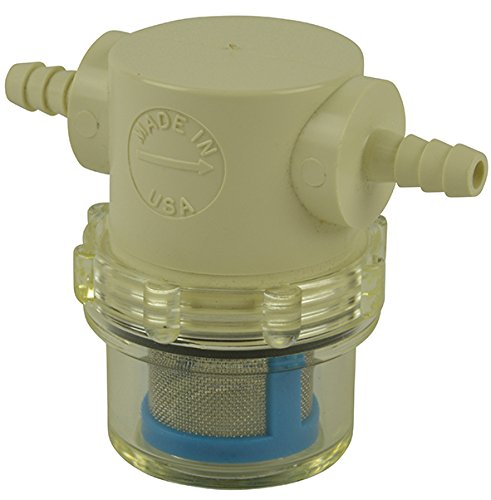 Clear In Line Hose Filter - 5