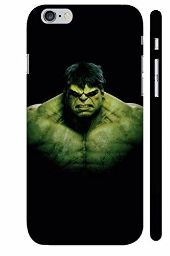 outlet store 384fa e2952 Hulk Printed Back Cover for Apple iPhone 6/6s: Amazon.in: Electronics