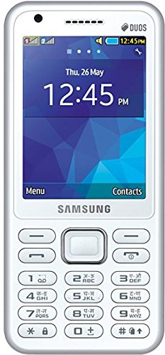 0915a0e28e4a2e Samsung Metro XL (SM-B355E, White): Amazon.in: Electronics