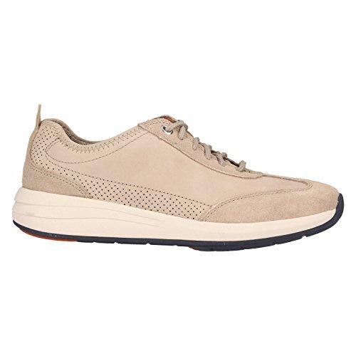 Clarks Shoes 26.133.350 Beige Beige Con Pizzo Beige