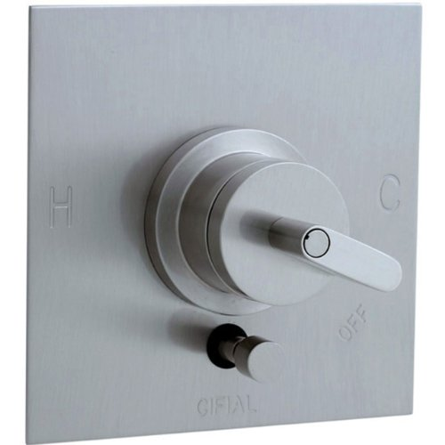 - Cifial 231.611.620 M3 Pressure-Balance Shower Valve with Diverter, Satin Nickel