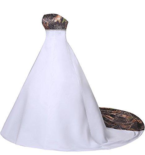 TOSKANA BRAUT - Vestido - trapecio - para mujer Modell052