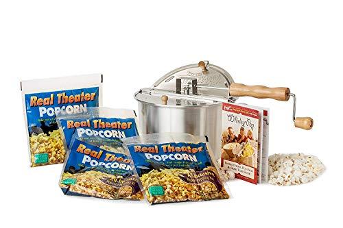 (Wabash Valley Farms 25102 25102-amazon Theater Popcorn Gift Set Regular)