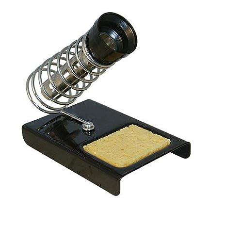 85 mm X 125 mm con función de atril Base soldador - muelle soporte reforzada: Amazon.es: Industria, empresas y ciencia