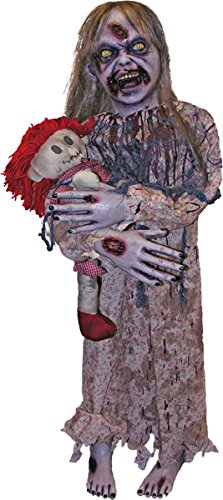 Forum Novelties Zombie Girl Prop ()