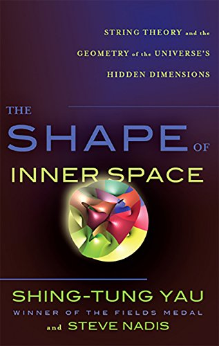 The Shape of Inner Space: String Theory and the Geometry of the Universe's Hidden Dimensions ()