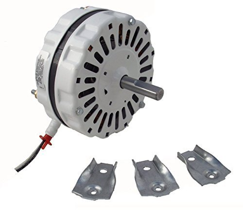 Lomanco Power Vent Attic Fan Motor 1/10hp 1100 RPM 115 Volts # F0510B2497 by Lomanco