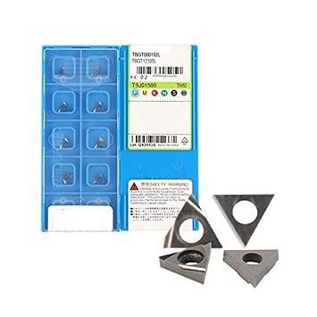 GBJ-1 10pcs SP200 NC3020 GTN-2 Grooving Cut-Off Carbide Inserts