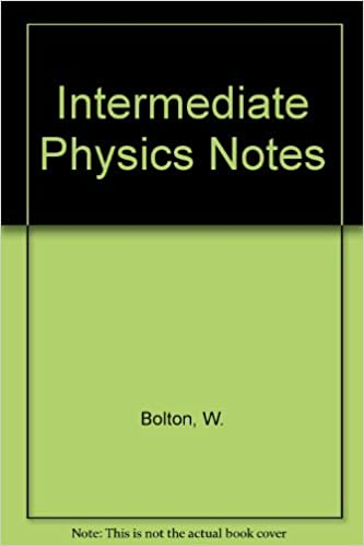 Amazon in: Buy Intermediate Physics Notes Book Online at Low