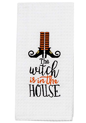 Mud Pie Halloween Dish Towel - Choose Style -