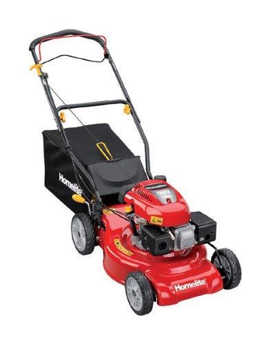 Hlm 140sp Homelite Petrol Self Propelled Lawnmower 140cc Amazon Co