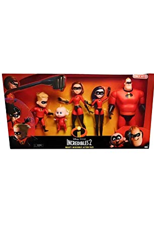 Broo Incredibles 2 Mighty Incredible Action -