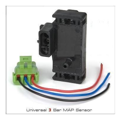 Omni Power GM 3 Bar Map Sensor Kit with Pigtail. Hand built in the - Kit 3 Omni