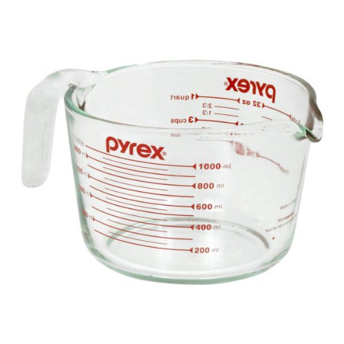 pyrex liquid measuring cup - 2