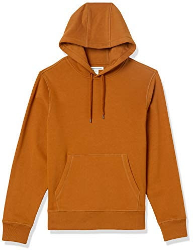 Amazon Essentials Men's Standard Hooded Fleece Sweatshirt