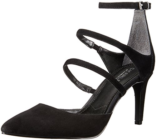 CHARLES BY CHARLES DAVID Women's Lena Dress Pump, Black, 6.5 M US -