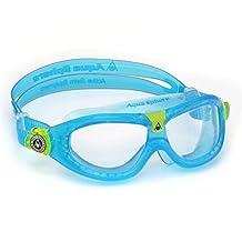 Aquasphere Seal Kid 2 Clear Lens.Aqua/Lime Goggle ( 175300 )