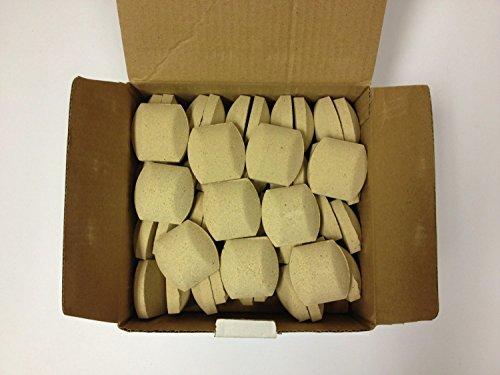 BBQTEK Gas Grill Ceramic Briquettes (60 PIECE)