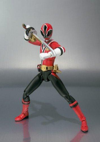 Power Rangers Samurai Shinken Red Ranger S H Figuarts