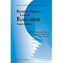 Revisiting Personal Laws in Bangladesh: Proposals for Reform