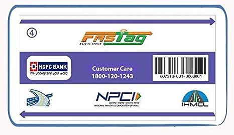 Hdfc Fastag Amazonin Electronics