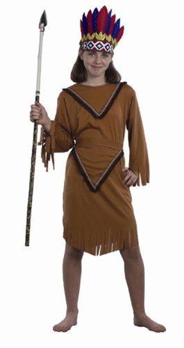 indiana vestito da carnevale  Costume di carnevale indiana per bimba di 4-6 anni e 7-10 anni ...