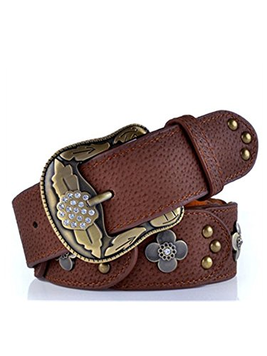 George Gouge Women Belt Ceinture Femme Cinto Jeans Cinta Cinturones Mujer Women Belt Cintos Para As Mulheres Punk