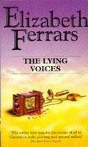 book cover of The Lying Voices