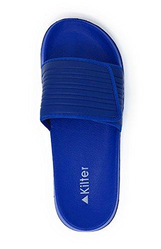 De Neptune Chaussures Noir Kilter Plage Piscine Blue Et Homme Pour vBW1qwA5