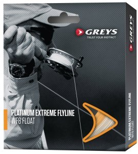 Greys 2017 Platinum Extreme Weight Forward WF Float Trout Salmon Fly Line...