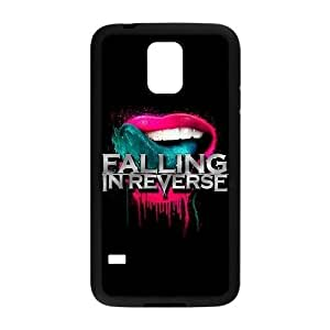 Customize Famous Band Falling in Reverse Back Cover Case for Samsung Galaxy S5