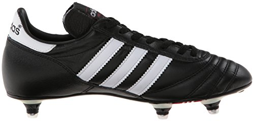 adidas White World Calcio Black da Scarpe Cup Unisex OOrq60