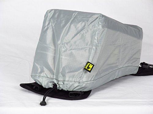 Wolfman LuggageM956 - Rain Cover-Blackhawk Tank (Tank Bag Rain Cover)