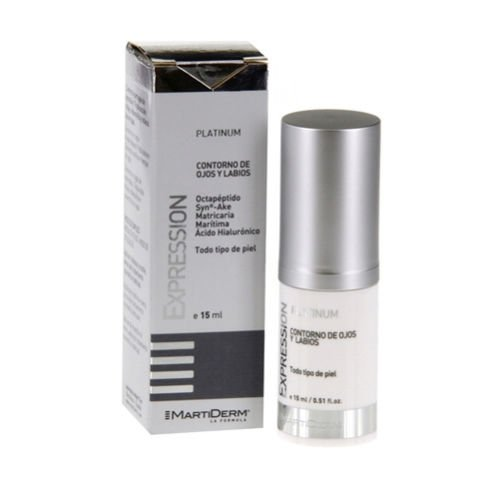 Expression Contorno De Ojos Y Labios, 15 Ml. - Martiderm Care the Skin by CARE THE SKIN