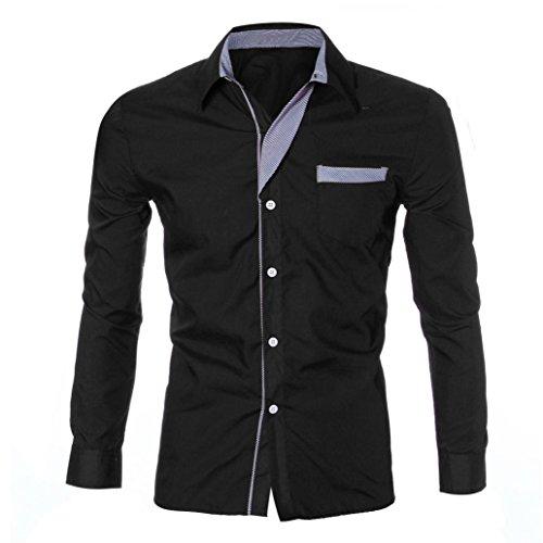 Yang-Yi-Fashion-Mens-Boy-Luxury-Long-Sleeve-Casual-Slim-Fit-Stylish-Shirts