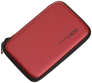 AmazonBasics Carrying Case for Nintendo - New 3DS XL, 3DS XL - Red (Officially Licensed by Nintendo) (B0050SVNZ8) | Amazon price tracker / tracking, Amazon price history charts, Amazon price watches, Amazon price drop alerts