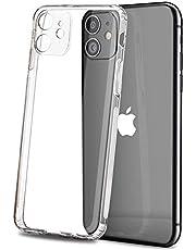 mobile store Armor Soft iPhone 11 Uyumlu Kılıf, Darbe Karşıtı Koruyucu Şeffaf Silikon - CS091297