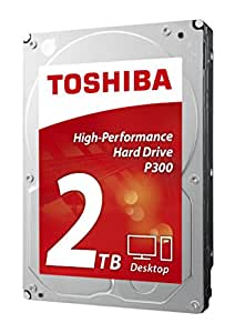 Toshiba 2TB Desktop 7200rpm Internal Hard Drive