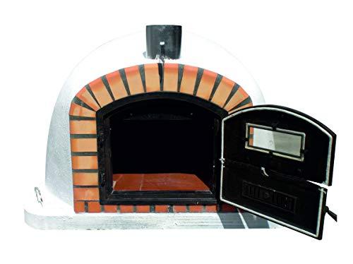 Authentic Pizza Ovens - Lisboa Premium Wood FIRE Oven