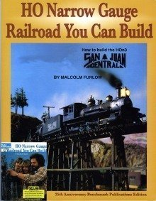 HO Narrow Gauge Railroad You Can Build by Malcolm Furlow for sale  Delivered anywhere in Canada
